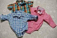 Plaid Shirt Bundle 3-6 months #swapdom