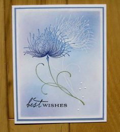 CAS266 Dreamy by stiz2003 - Cards and Paper Crafts at Splitcoaststampers