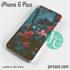 Love Classic NT Phone case for iPhone 6 Plus and other iPhone devices