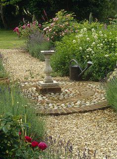 Garden Feature Photo