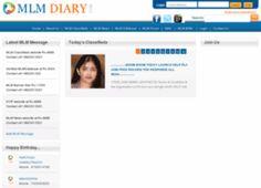 Post Free MLM Classified Ads at MLMDiary.com  #mlmclassifieds, #multilevelmarketing, #freeclassifiedads