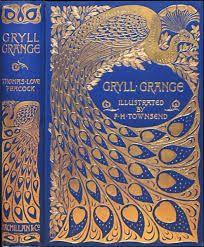 Peacock book design