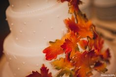 Spectacular Autumn Weddings (Orange & Yellow)
