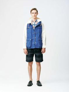 #17 Blouson:¥39,960 Shirt:¥19,440 Pants:¥16,200