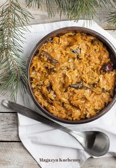 Christmas Eve Dinner, Vegetarian Recipes, Healthy Recipes, Bulgarian Recipes, Polish Recipes, Polish Food, Cabbage Recipes, Yams, Curry