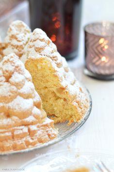 ♥ Apfel-Biskuit-Kuchen {absolute Kuchenliebe!} | fabulous food, Nordic Ware Kuchenform