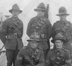 2nd Wellington Mounted Rifles (New Zealand), World War I