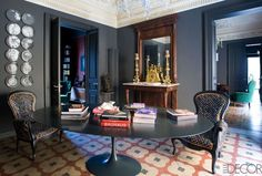 Best Design Projects and Top Interior Decorators by Elle Decoration