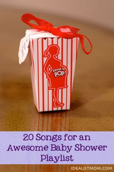 Planning a baby shower? Here are 20 songs you can use for an awesome baby shower playlist.
