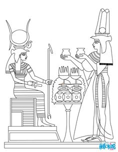 egyptian gods and goddesses coloring pages seth god of ancient egypt online coloring pages egyptian goddesses and coloring gods pages Ancient Egypt Pictures, Ancient Egypt Crafts, Ancient Egypt For Kids, Ancient Egypt Pharaohs, Egyptian Symbols, Egyptian Art, Egyptian Goddess, Online Coloring Pages, Coloring Books
