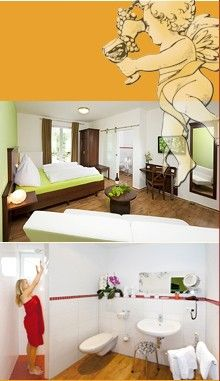 """""""Wein-Träume"""" - Bed and Breakfast with Winery near Würzburg - very cute place to stay at!"""