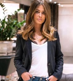 63 stunning examples of brown ombre hair - Hairstyles Trends Brown Ombre Hair, Ombre Hair Color, Hair Inspo, Hair Inspiration, Medium Hair Styles, Short Hair Styles, Corte Y Color, Hair Color And Cut, Fashion Mode