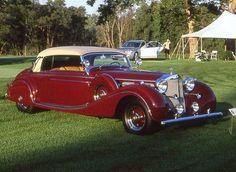 1939 Mercedes-Benz W-150 770K Grosser Cabriolet B