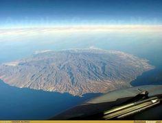 Gran Canaria desde el aire, preciosa!!