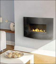 A small, but mighty vent free gas fireplace is the Napoleon WHVF24 Plazmafire. Being less than 33 inches wide, it will fit practically anywhere. http://fireplacepro.com/napoleon-whvf24.html