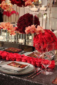 pomander balls and table decor by tantawan bloom #weddings, #indianwedding
