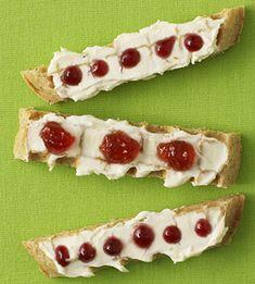 Smart Snacks for Kids:  (via Parents.com)