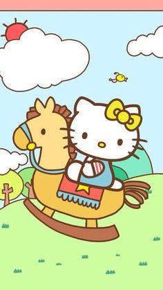 可愛すぎる♡ハローキティ(Hello Kitty)スマホ壁紙 【サンリオ】 【画像大量】