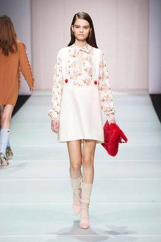 Au Jour Le Jour Fall 2014 Ready-to-Wear Collection