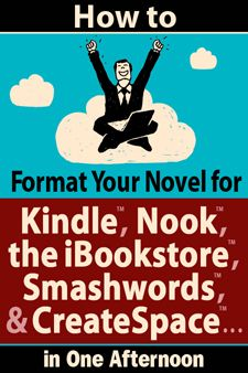 How to format your book for Kindle in ten minutes or less | Good Words