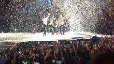 KCon LA 16 Day 2 Ending - BTS, Twice, Monsta X, Eric Nam, TTS, Amber, Astro