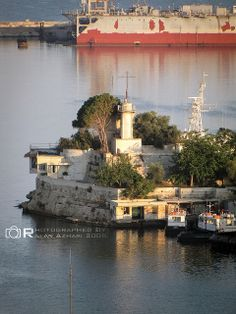 Latakia Old Minaret - Syria by R.Azhari, via Flickr