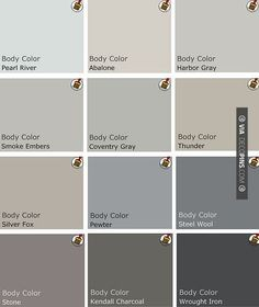 I love this color palette :)