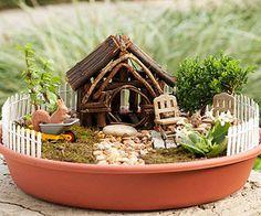 Fun backyard idea: Make a Toad Abode (Fairies Welcome!)