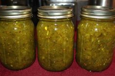 SWEET PICKLE RELISH RECIPE