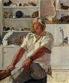 Gerald Durrell (1925–1995) Ken Howard