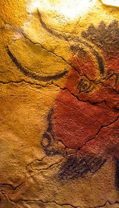 La neocueva de Altamira #Altamira #SantillanaDelMar #Cantabria #dosmaletas http://www.dosmaletas.com/2014/09/cueva-paleolitica-en-santillana-del-mar.html