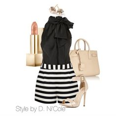 69 Ideas brunch outfit spring classy chic for 2019 Cute Outfits With Shorts, Short Outfits, Classy Outfits, Chic Outfits, Dressy Shorts, Dress Outfits, Womens Fashion Casual Summer, Summer Fashion Outfits, Spring Summer Fashion