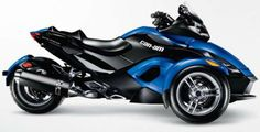 2012 Can Am Spyder RS-S