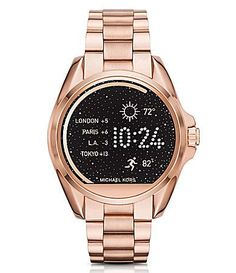 Michael Kors Access Bradshaw Bracelet Smart Watch #Dillards