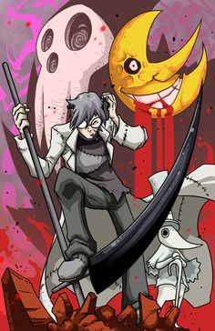 Soul Eater Stein by JohnnySegura3rd