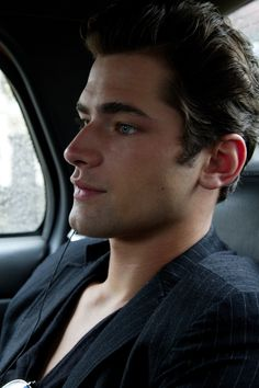 Sean O'Pry by Shannon Sinclair Sean O'pry, America's Top Model, Beautiful Men, Beautiful People, Angeles, Aesthetic People, Books For Boys, The Life, Handsome Boys