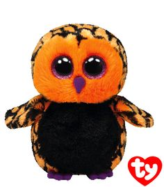 Haunt the owl!  My body is covered in orange and black From head to toe front and back! #Halloween
