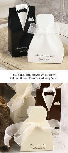 cute wedding favour boxes