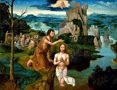 Как Христос мог «креститься», если само понятие креста связано с его смертью?   Вопрос-ответ   Вокруг Света