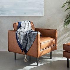 Axel Leather Armchair