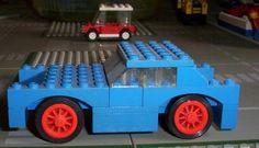 Lego Car inspiration
