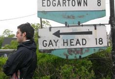 Now Entering The Castro In This Picture: Photo of funny sign