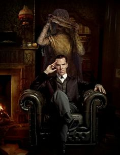 The Abominable Bride <<< AM I THE ONLY ONE WHO THINKS THIS LOOKS LIKE A SHERLOCK VERSION OF VICES AND VIRTUES?