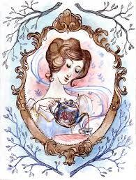 alison Wonderland: Tea Time by Alison Woddward