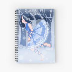 'Dawn' Spiral Notebook by konapple Notebook Design, Iphone Wallet, Sell Your Art, Spiral, Dawn, Paper, Shop, Store