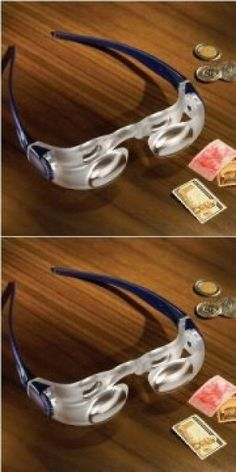 Trend Low Vision Magnifiers X Eschenbach Maxdetail Glasses Close Up Viewing ue BUY IT NOW