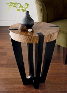 Compass Side Table by Enrico Konig. This elegant table& unique appeal comes. Metal Furniture, Unique Furniture, Diy Furniture, Furniture Design, Handmade Wood Furniture, Industrial Design Furniture, European Furniture, Furniture Stores, Rustic Furniture