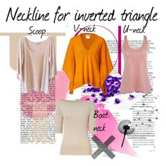 The Best Necklines for Inverted Triangle BodyShape find more women fashion ideas on www.misspool.com