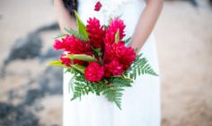 Red Ginger Bouquet b