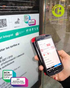 #Barcelona Goes #Contactless at 8,000 Locations in the #SmartCity